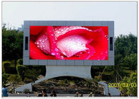 SMD DIP RGB 3IN1 Full Color LED Display , Fixed Module Installation Digital Video Display Devices