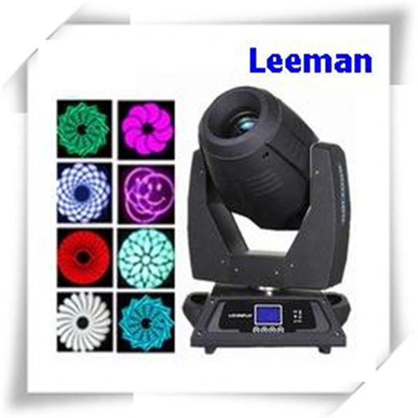 7R 230 Beam / Spot Moving Head Light With High Precision Combination Lens , DMX512